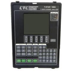 T-STAR 1000A Compression Techniques Communication Analyzer