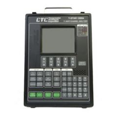 T-STAR 1500A Compression Techniques Communication Analyzer