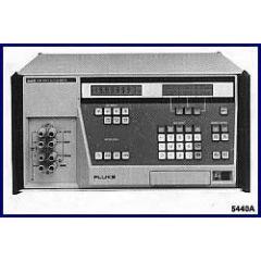 5440A Fluke Calibrator