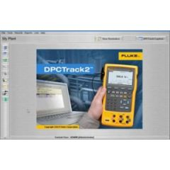 750SW Fluke Software