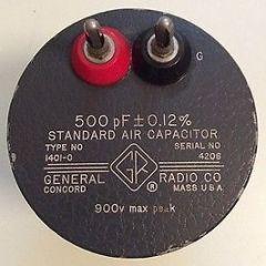 1401C General Radio Standard