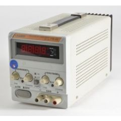 718-3D Leader DC Power Supply