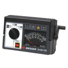 210170 Megger Resistance Insulation Tester