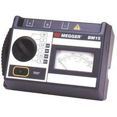 BM15 Megger Insulation Tester