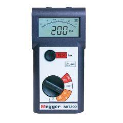 MIT200-EN Megger Insulation Tester