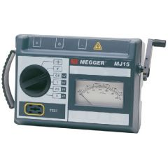 MJ15 Megger Insulation Tester