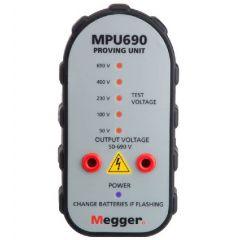 MPU690 Megger Meter