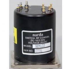 SEM133 Narda Coax Switch