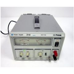 310 Protek DC Power Supply