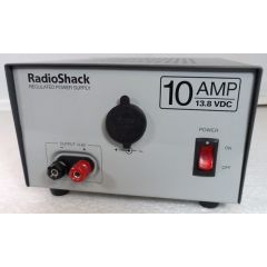 22-506 Radio Shack DC Power Supply