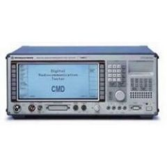 CMD55 Rohde & Schwarz Communication Analyzer