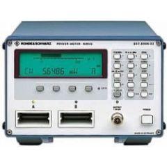 NRVD Rohde & Schwarz RF Power Meter