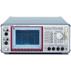 UPL Rohde & Schwarz Audio Analyzer