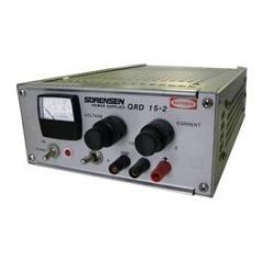 QRD15-2 Sorensen DC Power Supply