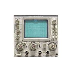 SC502 Tektronix Analog Oscilloscope
