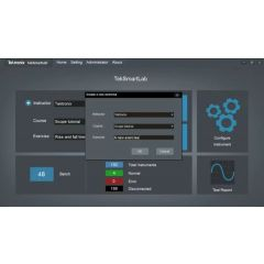TSL3000B Tektronix Software