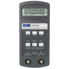 PFM3000 Thurlby Thandar Instruments Frequency Counter