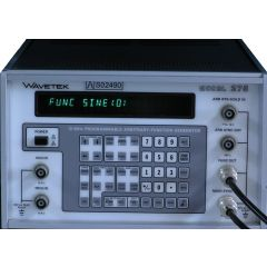 275 WaveTek Arbitrary Waveform Generator