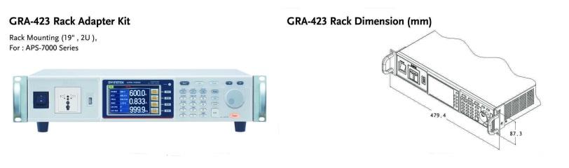 Image of Instek-GRA-423 by Valuetronics International Inc