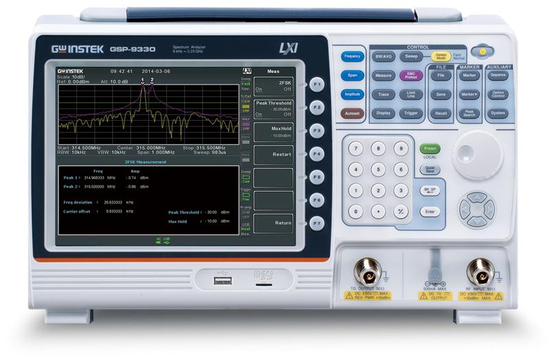 Image of Instek-GSP-9330 by Valuetronics International Inc