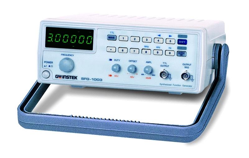 Image of Instek-SFG-1003 by Valuetronics International Inc