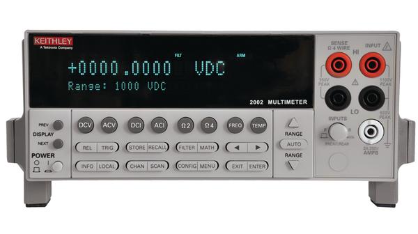 Image of Keithley-2002 by Valuetronics International Inc