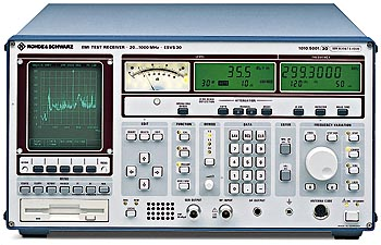 Image of Rohde-amp-Schwarz-ESVN30 by Valuetronics International Inc