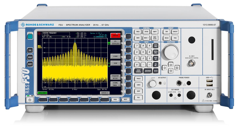 Image of Rohde-amp-Schwarz-FSU26 by Valuetronics International Inc
