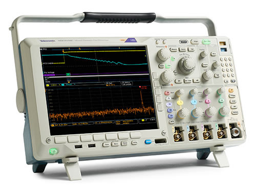 Image of Tektronix-MDO4034C by Valuetronics International Inc