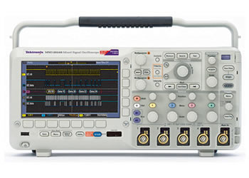 Image of Tektronix-MSO2004B by Valuetronics International Inc