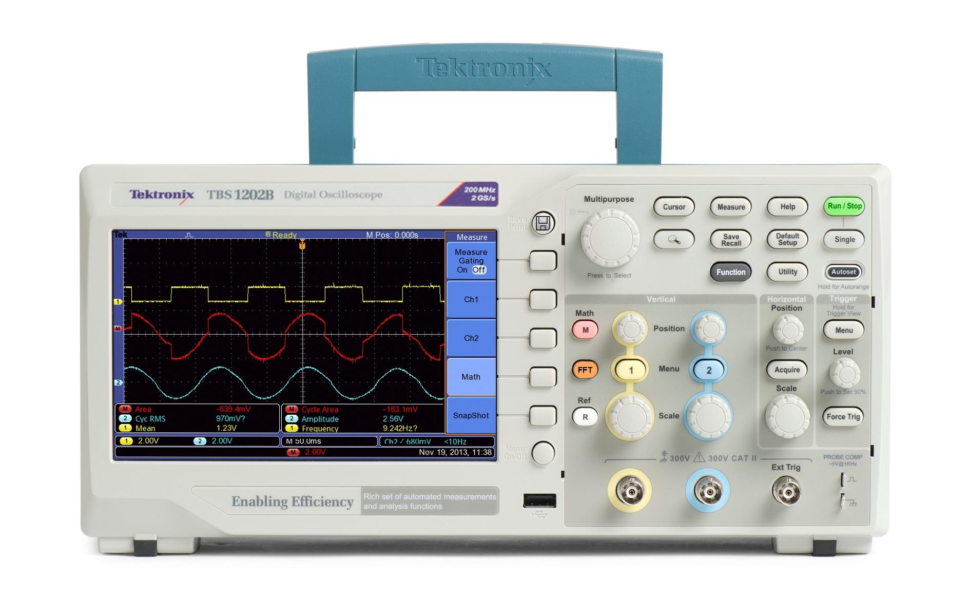 Image of Tektronix-TBS1152B by Valuetronics International Inc