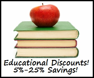 Educational Discounts
