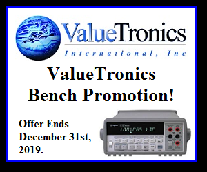 Valuetronics promo